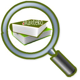 Para filtrar las publicaciones e informes por tipo o colección clickar en la lupa